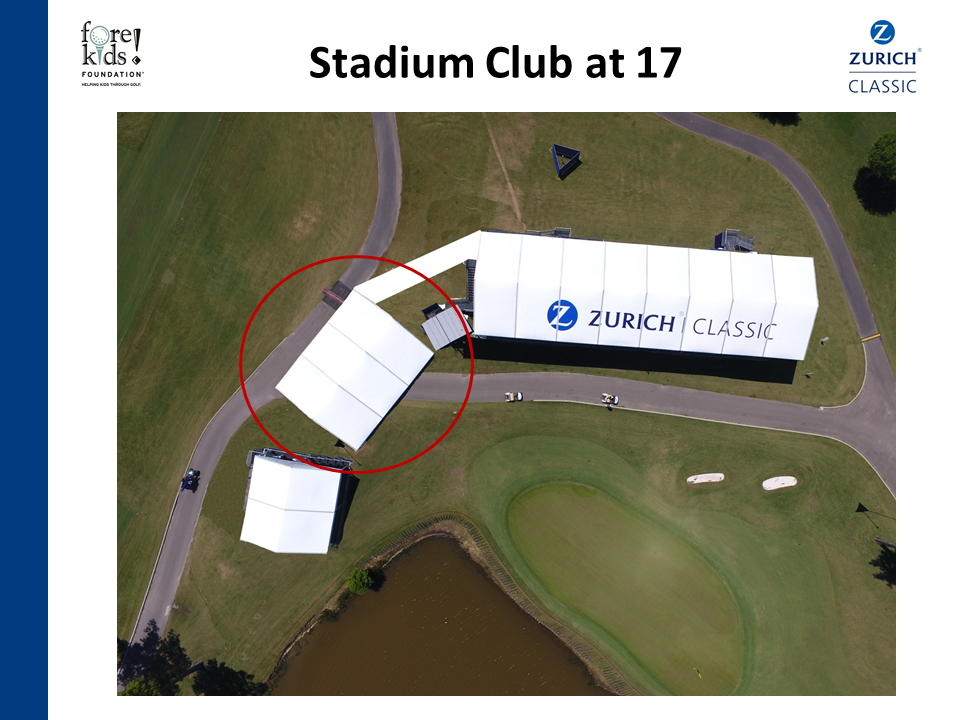 Stadium Club at 17