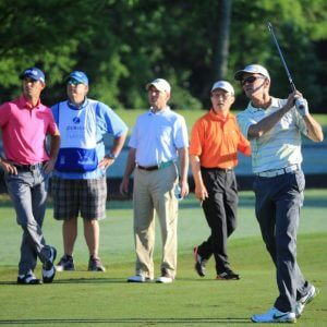Zurich Classic Wednesday Pro-Am