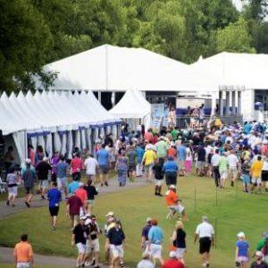 Fan Fest Tent/Booth