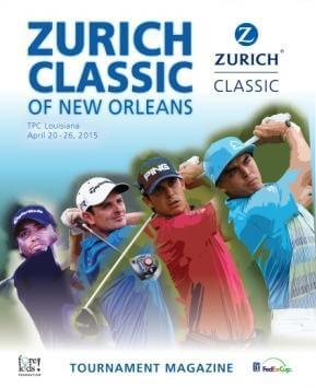 Tournament Magazine ad