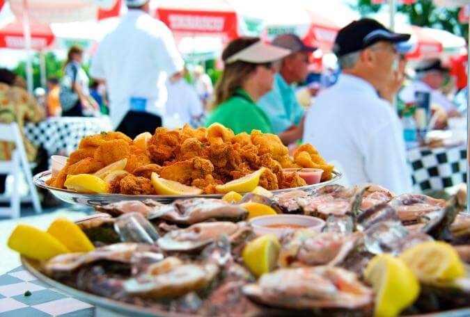 ACME Oyster House at Zurich Classic of New Orleans