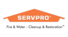 servpro fire & water cleanup & restoration
