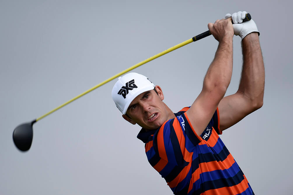 Great to have 2013 Zurich Classic Champ Bill Horschel back in New Orleans